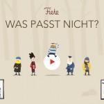 Das Logikspiel mit dem Seemann für kleine Kinder: Fiete – Was passt nicht?