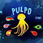 Ein interaktives Bilderbuch über einen Tintenfisch und seine Freunde: Pulpo