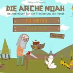Die Arche Noah: die biblische Geschichte als moderne Kinderbuch App