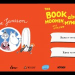 Moomin, Mymble and Little My: Kunstvolle Kinderbuch App für ältere Kinder