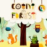 Zahlen, Mengen und Logik: die tierische Mathe-Lernapp Count on forest