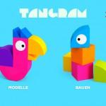 Tayasui Tangram: bunter Puzzlespaß für Vorschulkinder