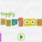 Gratis App Tiggly Cardtoons: das Zählen lernen mit putzigen Kurzanimationen