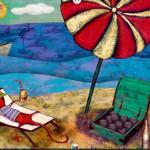Wie eine Eidechse ihre Identität findet: die Kinderbuch App Rita the lizard