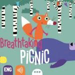 Gratis App über Erste Hilfe und Freundschaft: A breathtaking picnic