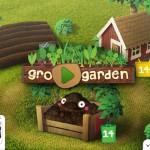 Gro Garden: eine gut gemachte Kinder App über Umweltbewusstsein, Ernährung und den Lauf des Lebens