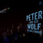 Peter und der Wolf in Hollywood: moderne Interpretation des musikalischen Märchens als interaktive Kinderbuch App
