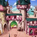 Wimmelburg HD: schöne Wimmel-App rund um eine märchenhafte Burg