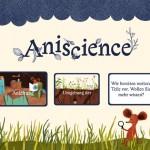 Aniscience: kostenlose Lernapp über Insekten, Larven und andere Lebewesen
