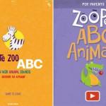 Zwei tolle ABC Lernapps für Kinder (Englisch): Cute Zoo ABC und Zooper ABC Animals