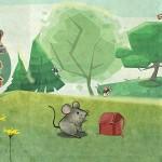 Paul und seine Freunde: kostenlose Kinderbuch App über eine Abenteuermaus