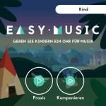 Melodien, Rhythmus und Noten: mit Easy Music spielerisch das musikalische Gedächtnis trainieren