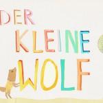 Der kleine Wolf: eine schön illustrierte Kinderbuch App