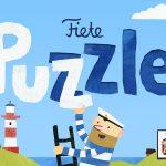 Fiete Puzzle: tolle Spiele App für die Kleinsten