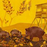 Under Leaves: spannende und tierische Suchbild App für Kinder