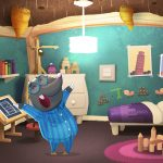 Gute Nacht: ganz entspannt einschlafen mit dieser putzigen Kinder-App